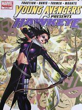 Young Avengers presents 1-6 Complete Kate Bishop Hawkeye origin 1st printings