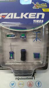 Greenlight Falken  Shop Tool Accessories série 3 (NG103)