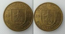 Collectable 1989 St. Anthonis Bos - Dancing Token