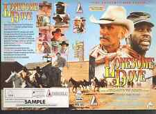 Lonesome Dove, Robert Duvall Video Promo Sample Sleeve/Cover #11280