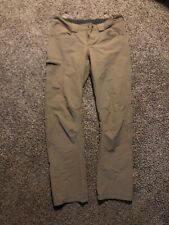 Outdoor Research Womens Green Voodoo Pants Size 8