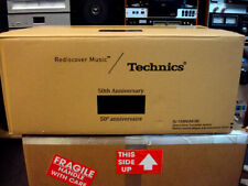 TECHNICS SL-1200GAE DIRECT DRIVE 50TH ANNIVERSARY LIMITED EDITION TURNTABLE 110V