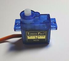 SG90 Servo - Tower Pro - 9g - Ideal for model kits - Arduino - UK Free P&P