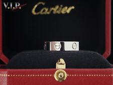 CARTIER LOVE RING 950 PLATIN MEDIUM DAMENRING (49) BAGUE PLATINUM SORTIJA ANELLO
