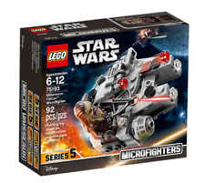LEGO STAR WARS MICROFIGHTER: HALCON MILENARIO CHEWBACCA 75193 NUEVO