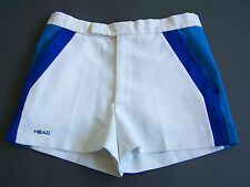 Vintage Men's Branded Retro Preppy Shorts Adidas HEAD Puma Pringle Tennis Sports