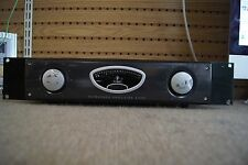 Behringer A500 Reference Amplifier (2)