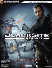 Blacksite: Area 51 - offiz. Lösungsbuch | engl. | NEU