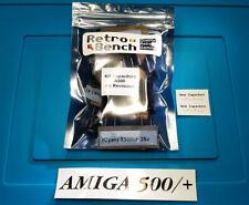 AMIGA 500 500+ A500 COMMODORE Repair Recap Capacitor Kit - HIGH Q PANASONIC CAPS