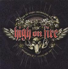 High On Fire - Live At The Contamination Fest (NEW CD)