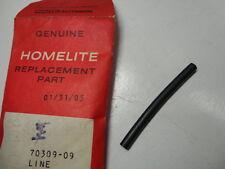 Homelite 150 Chainsaw Oil Line 70309-09