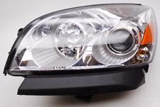 New OEM 2007-2010 Saturn Outlook Left Driver Side Halogen Headlight - 25931131