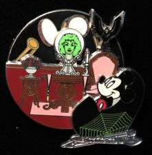 DISNEY PIN - MICKEY MOUSE Haunted Mansion Doom Buggy Walt Artist Choice LE