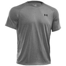 Hauts et maillots de fitness grises pour homme, taille XL