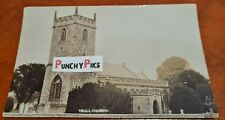 More details for (abraham) 1912 rp postcard trull church taunton, somerset