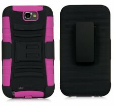 Galaxy Note 2 Case,iSee Case(TM) Samsung Galaxy Note 2 II N7100 Dual Layer Hybri