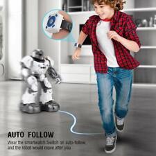 JJRC R5 Smart Watch Auto-follow Robot Singing Music Dancing Story Kids Toy Gift