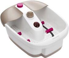 Medisana fußsprudelbad Fußbad rutto massaggio Massaggio a Vibrazione Calore MASSAGGIO PLANTARE