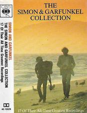 Simon & Garfunkel Collection CASSETTE ALBUM 17 track compilation CBS 1981