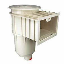 Sta-Rite 08650 SwimQuip Inground Skimmer for Concrete Pools, 2 Inch St
