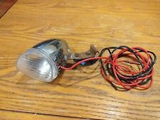 Vintage Union Dynamo Powered Bicycle Lamp