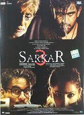 SARKAR 3 (AMITABH BACHCHAN, MANOJ BAJPAI) ~ BOLLYWOOD HINDI DVD