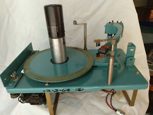 Seeburg Corp Background Music Mechanism Type BMM1 clean Dual Stylus Wonder