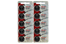 Maxell CR2032 CR 2032 3v Lithium Battery 10 pack
