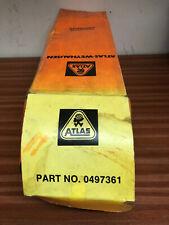 More details for new atlas weyhausen 0497361 filter element hydraulic oil inline cartridge crane