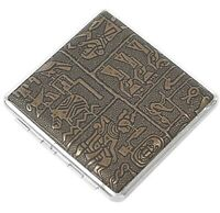High Quality Egyptian Vintage Style Metal Cigarette Case/Box Gift