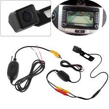 Auto 170° Funk Rückfahrkamera Rückfahrsystem CCD Einparkhilfe KFZ LED Monitor