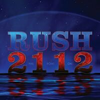 Rush - 2112 - Deluxe Edition - Rush CD XIVG The Cheap Fast Free Post The Cheap
