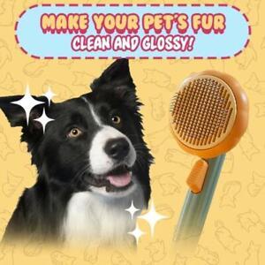 Pet Cleaning Slicker Brush Hot1