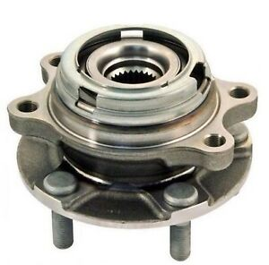 FRONT HUB BEARING ASSEMBLY FOR NISSAN MAXIMA 2009-2014 SINGLE NEW FAST SHIPPING