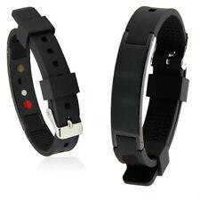 Magnetic Golf Bracelet - Magnet - Engery - Band - Ion - Black - Power Wristband