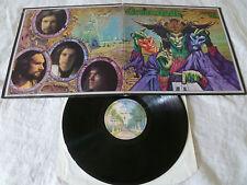 GREENSLADE-time and tide   '75 UK LP ORIG. UK PROG.BAND