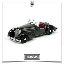 Minichamps 1/43 - Audi Front 225 roadster 1935 noir