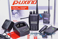 Genuine Puxing PX-777 PX777 VHF 136-174MHz Ham Radio w. Earpiece Talkies-walkies