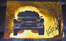 KEN BLOCK #43 Signed 11.5X 16.5  PHOTO PRINT - X-Games -Monster -DC - COA