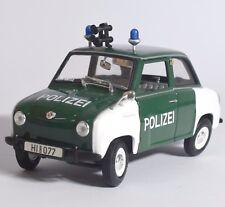 Revell 08976 rareza Goggomobil goggo t 250 de la policía, 1:18, embalaje original, k004