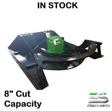 72 Hd Es Brush Cutter Mower New Skid Steer Local Pickup Ctl Mtl Loader
