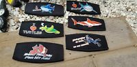 Scuba Snorkeling Mask Strap / Neoprene Mask Tamer customised printed