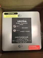 Leviton 51120-1 Surge Protection Panel 120/240-Volt New Open Box