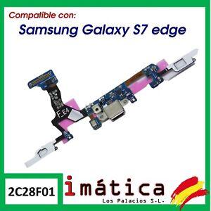 FLEX CONECTOR DE CARGA PARA SAMSUNG GALAXY S7 EDGE G935F MICRO USB MICROFONO