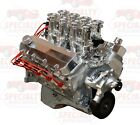 Big Block Chevy 496ci 600hp Crate Engine W Hilborn Style Efifuel Injection