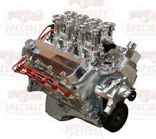 Big Block Chevy 496CI, 600HP Crate Engine w/ Hilborn Style (EFI)Fuel Injection