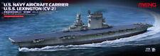 Meng 1/700 USN Aircraft Carrier USS Lexington (CV-2)