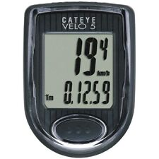 Cateye Velo 5 Wired Computer Wired Black