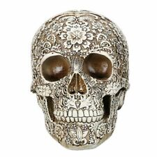Art Resin Replica Life Size Human Anatomy Skull Realistic Halloween home Decor