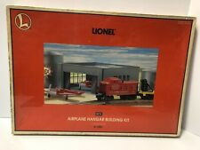 Factory Sealed! LIONEL # 6-12951 Airplane Hangar Building Kit